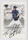 Tim Crabtree (Baseball Card) 1996 Leaf Signature Series - Signatures Update #TICR