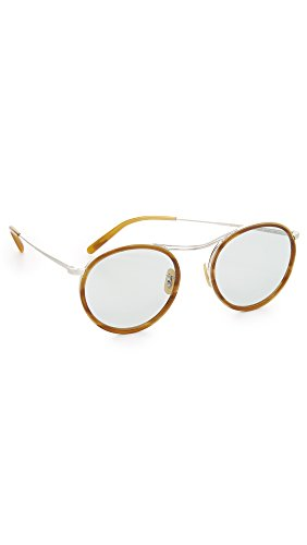 Oliver Peoples Eyewear Men's MP-3 30th Sunglasses, Raintree/Green Wash, One - Glasses Men Oliver Peoples