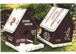 Cheap Mississippi State Birdhouse