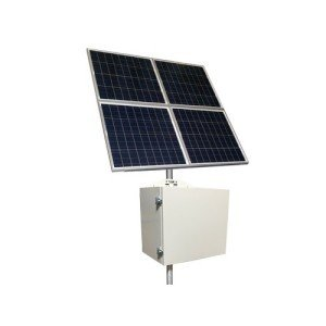 Tycon RPSTL12-200-320 50W Continuous Solar Power System with 12V Battery & 20A by Tycon