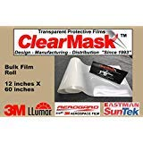 """ClearMask 12"""" X 60"""" Fabricated Paint Protection"""