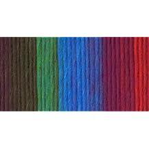 Bulk Buy: Lion Brand Landscapes Yarn (3-Pack) Apple Orchard 545-205