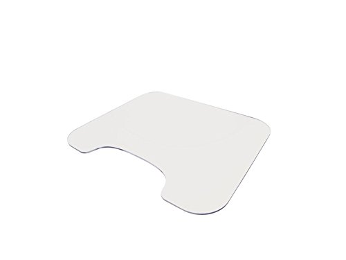 Marketing Holders Clear Acrylic Homework Lap Top Lap Board LapDesk by Marketing Holders