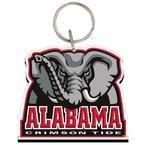 NCAA 20984010 University Of Alabama Premium Acrylic Key Ring