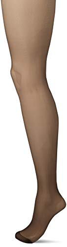Wolford Women's Individual 10 Control Top Tights Nearly Black X-Large