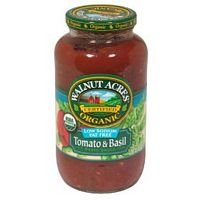 Walnut Acres Sauce Tomato Basil Ls Org (Acres Walnut Sauce Organic)