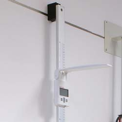 Charder HM210D Digital Wall Mounted Stadiometer