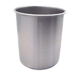 Vollrath 78760 Satin Finish Stainless Steel 6 Quart Bain Marie