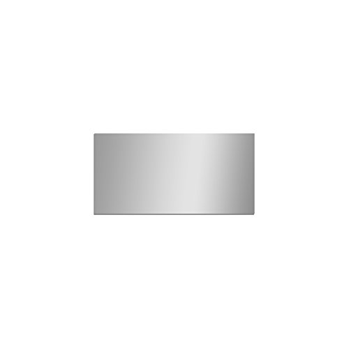 GLOSSY GALLERY Rectangle Shatterproof Acrylic Safety Mirror - 12in x 24in (Acrylic Mirror Flat)
