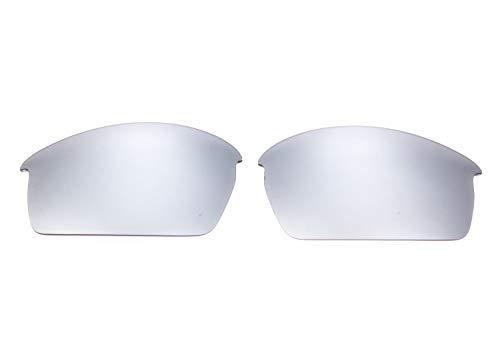 Polarized Replacement Lenses for Oakley Bottlecap Sunglasses (Titanium) - Lenses Oakley Cap Bottle