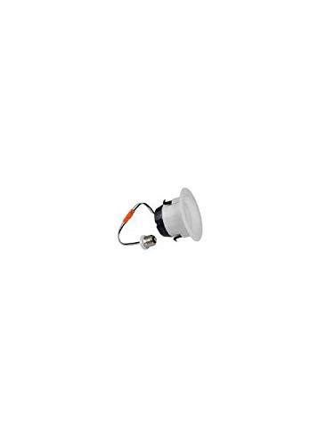 Ledvance Sylvania 70643 120 Volt 9 W 0.08 Amp 82 CRI 3000 K 600 Lm Medium Base Led Recessed Downlight Kit (10 Kits)