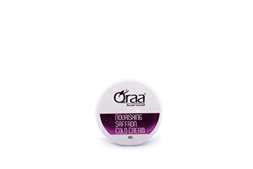 Qraa Saffron Cold Cream, 100 Gm