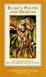 Blake's Poetry and Designs (Norton Critical Editions)