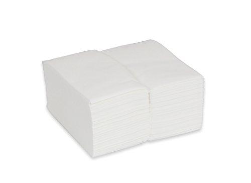 CucinaPrime Premium Cloth-Like Guest Towels (100)