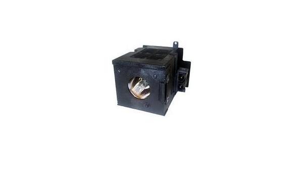 Replacement Lamp with Housing for RUNCO CL-710 with Ushio Bulb Inside