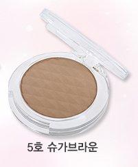 TONYMOLY cristal Blush - # 5 Brown