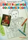 Great Paintings Coloring Book