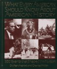 What Every American Should Know about American History, Alan Axelrod and Charles Phillips, 1558501525