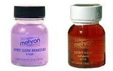 Spirit Gum Adhesive (mehron Spirt Gum And Remover Set)