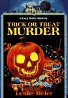 book cover of Trick or Treat Murder