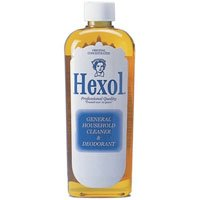 Hexol Concentrated General Household Cleaner and Deodorant, 16 oz.
