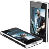 (Coby MP826-4GBLK 2.8 Inch LCD Touchscreen Video MP3 Player 4 GB (Black) (Discontinued by manufacturer))