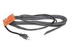 Self Regulating Heat Cable, 24 ft. L, 120V
