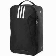 c5735c2328 Adidas Black Golf Shoe Bag B88221 (Zipper)