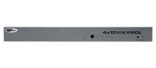 Gefen EXT-DVIKVM-441DL 4x1 DVI KVM DL Switcher ()
