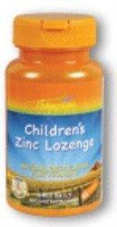 Thompson Children's Zinc w/C 45 Lozenges