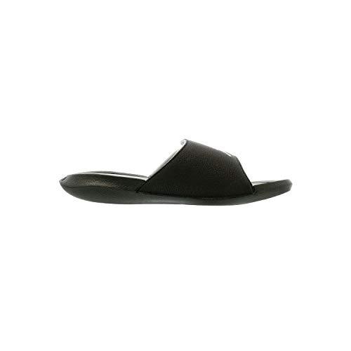 Nike Jordan Hydro 6 Black/White/Wolf Grey Men's Sandals Size 9 (White Jordan Sandals)