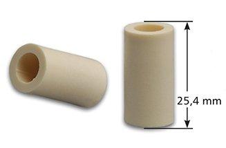 Joe Porper Ferrule Pool Nylon 13mm 1 inch (Color: (Ivory Pool)