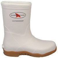 Rugged Shark Premium Fishing Deck Boot with All-Day Comfort Footbed