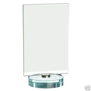 Gorgeous Glass Photograph Frame Double Sided Half Price Special