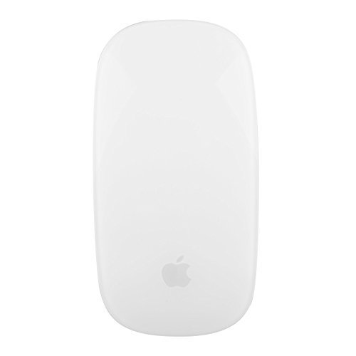 Apple Magic Mouse - Apple Wireless Magic Mouse 2, Silver (MLA02LL/A) - (Refurbished)