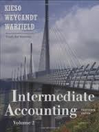 Download Intermediate Accounting, Volume 2 (Chapters 15-24) 13th (thirteenth) edition ebook