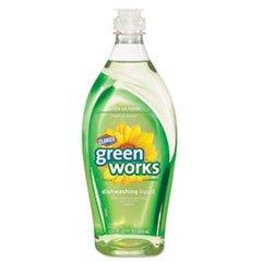 CLO30168 Dishwashing Liquid, Original, 22oz Bottle