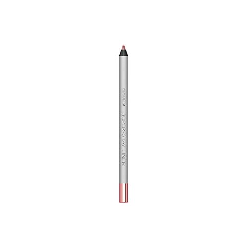 WUNDER2 SUPER-STAY LINER - Long-Lasting & Waterproof Colored Eyeliner - Highly Pigmented and Easy-Glide Pencils, 24-hour wear, 'Essential', 'Metallic' and 'Glitter' - Metallic Rose -
