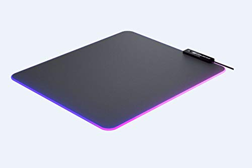 Cougar NEON RGB Gaming Mouse Pad with Fourteen Lighting Effects NEON