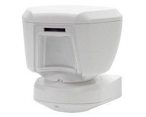 Wa55 - Torre Visonic 20 AM espejo exterior Detector con ...