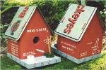 Ohio State Birdhouse For Sale