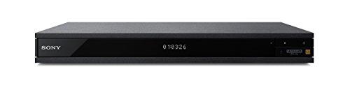 Sony UBP-X1000ES 4K Ultra HD Blu-ray Disc Player High Dynamic Range HDR Support (Renewed)