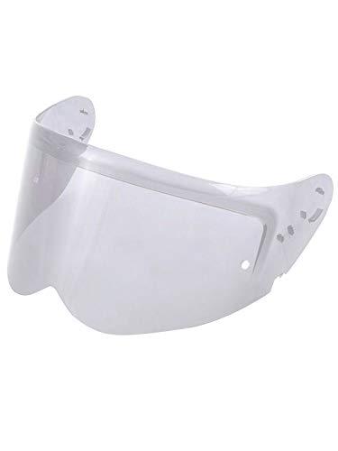 (Simpson Clear 2018 Venom Motorcycle Helmet Visor (Default, Colourless))