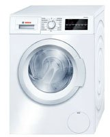 Bosch WAT28400UC 300 2.2 Cu. Ft. Hoary Stackable Front Load Washer - Energy Star