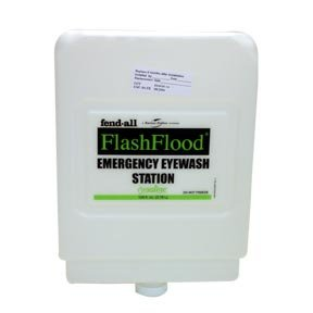 Eyesaline Premixed Solution Refill Cartridge for Flash Flood Eye Wash Station