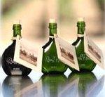 - Mini Olive Oil or Vinegar - Set of 24, 50 ml bottles, BasilOliveOil