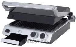 RGV Industrial Grill - Barbacoa (2000 W, Barbacoa de contacto, Eléctrico, Mesa
