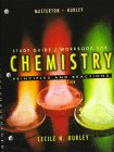 Workbook for Chemistry : Principles and Reactions, Masterton, 003018987X