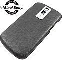 004 Original Oem Blackberry (RIM BLACKBERRY 9000 BOLD TITANIUM BATTERY COVER)