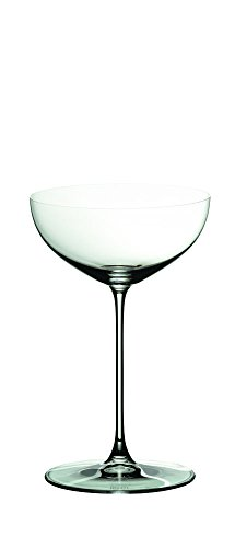Riedel Veritas Moscato/Coupe/Martini Glass, Pack of 2 by Riedel (Image #1)